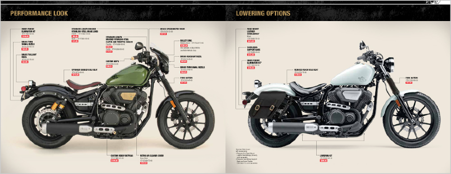 Yamaha Bolt Flyer - Matt Filion | Design